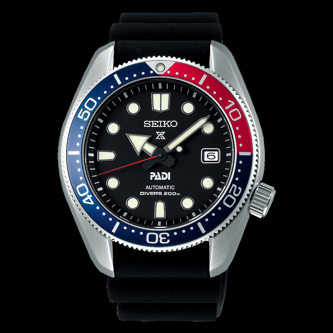 The Seiko Prospex PADI SPB087 Dive Watch