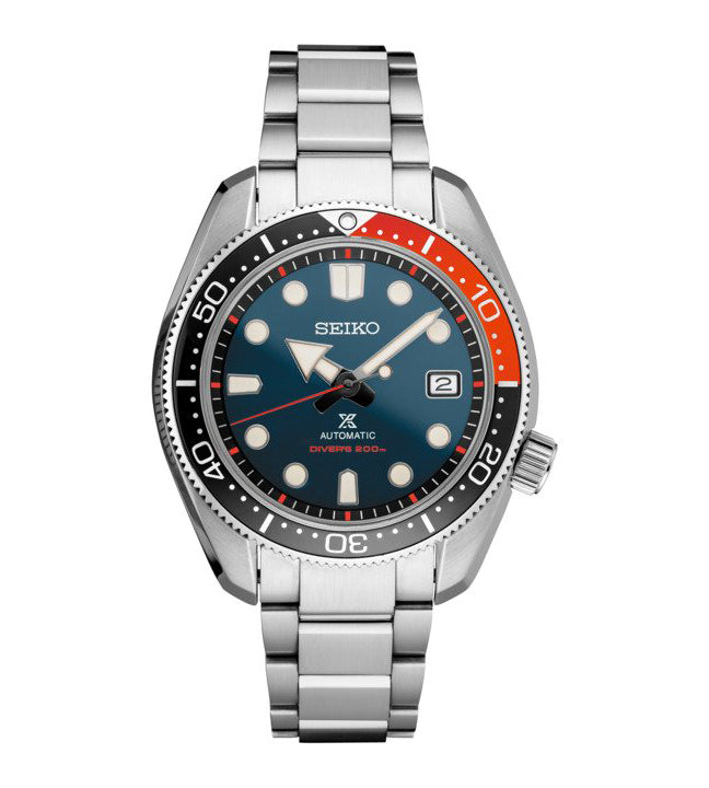 The Seiko Twilight Blue Prospex Dive Watch SPB097