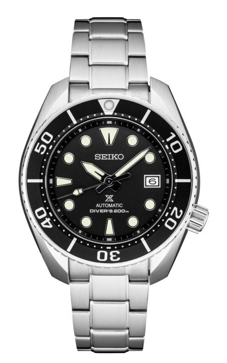 Seiko Prospex Black Dial SUMO SPB101 Dive Watch