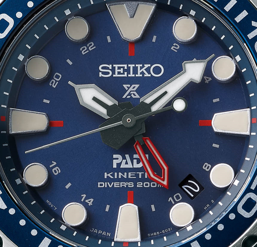 The Beauty That is the Seiko SUN065 PADI Kinetic