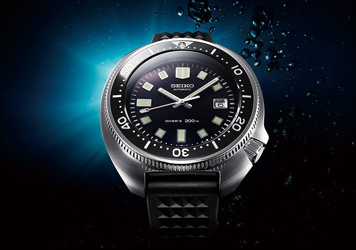 The Captain Willard Seiko SLA033 1970 Limited Edition