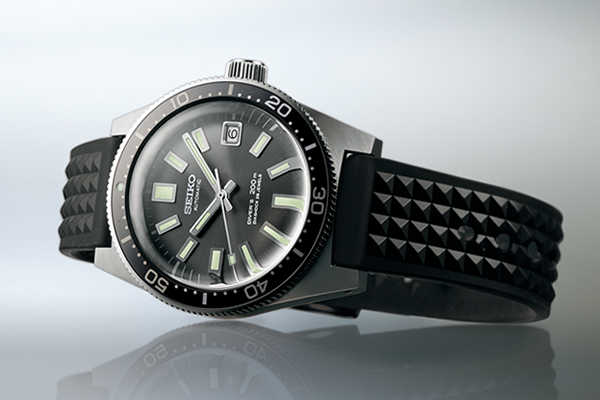 Seiko's first 1965 diver's watch, re-invented in 2017 as the SLA017