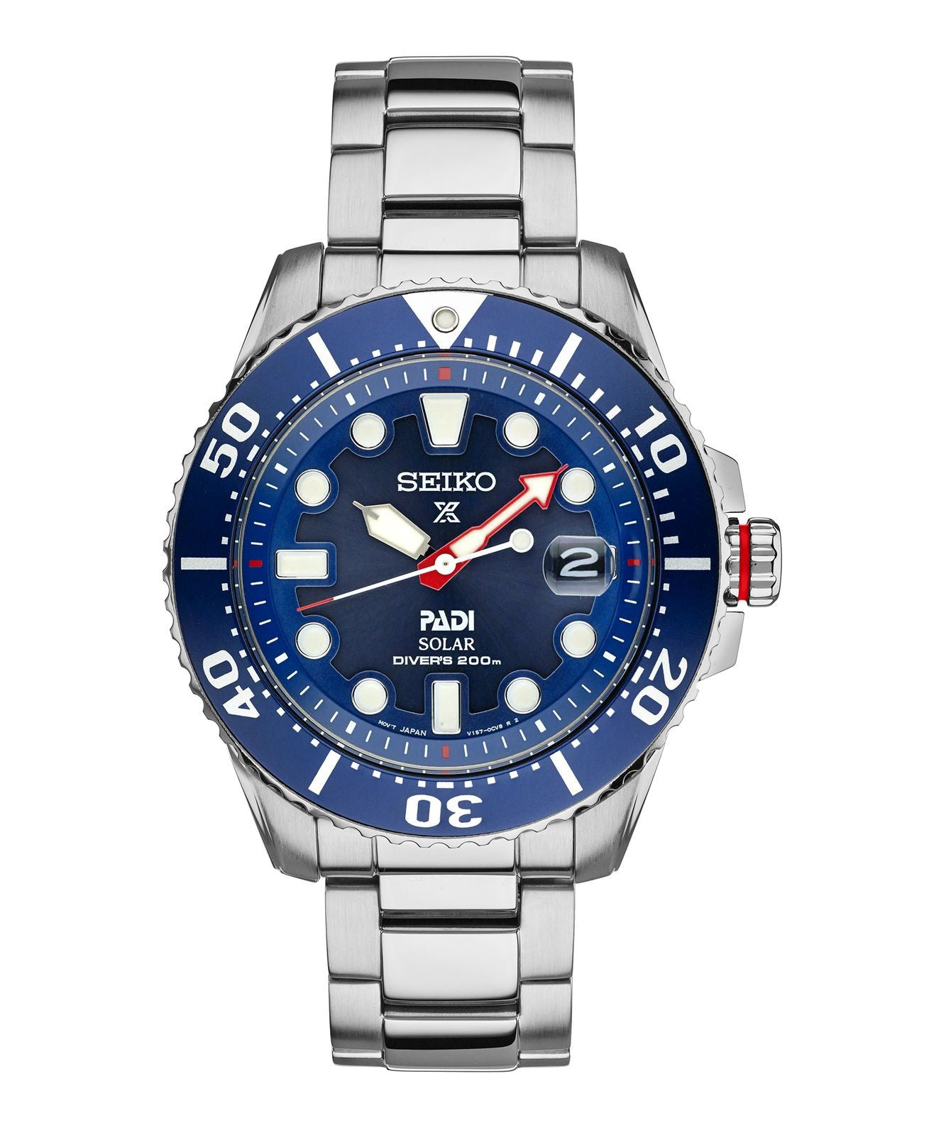 New Seiko PADI Dive Watch SNE435 Harnesses the Power of the SUN