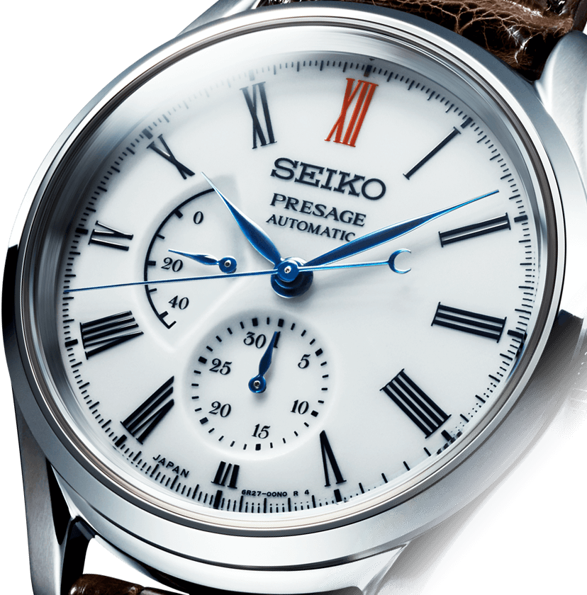 Seiko Presage Porcelain Dial Watches