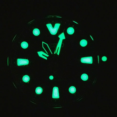 glow in the dark dial