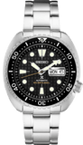 Seiko Prospex King Turtle Black Stainless SRPE03 Dive Watch Automatic