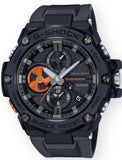 G-Shock GSTB100B-1A4 Black Orange