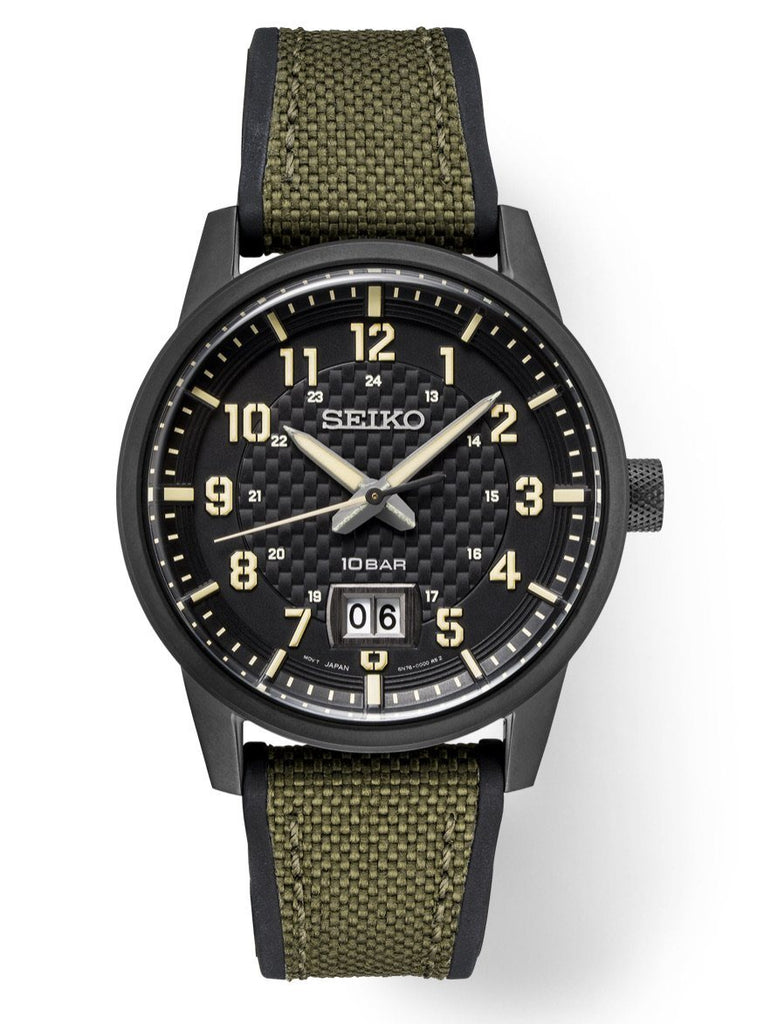 Seiko Military Inspired Collection SUR325