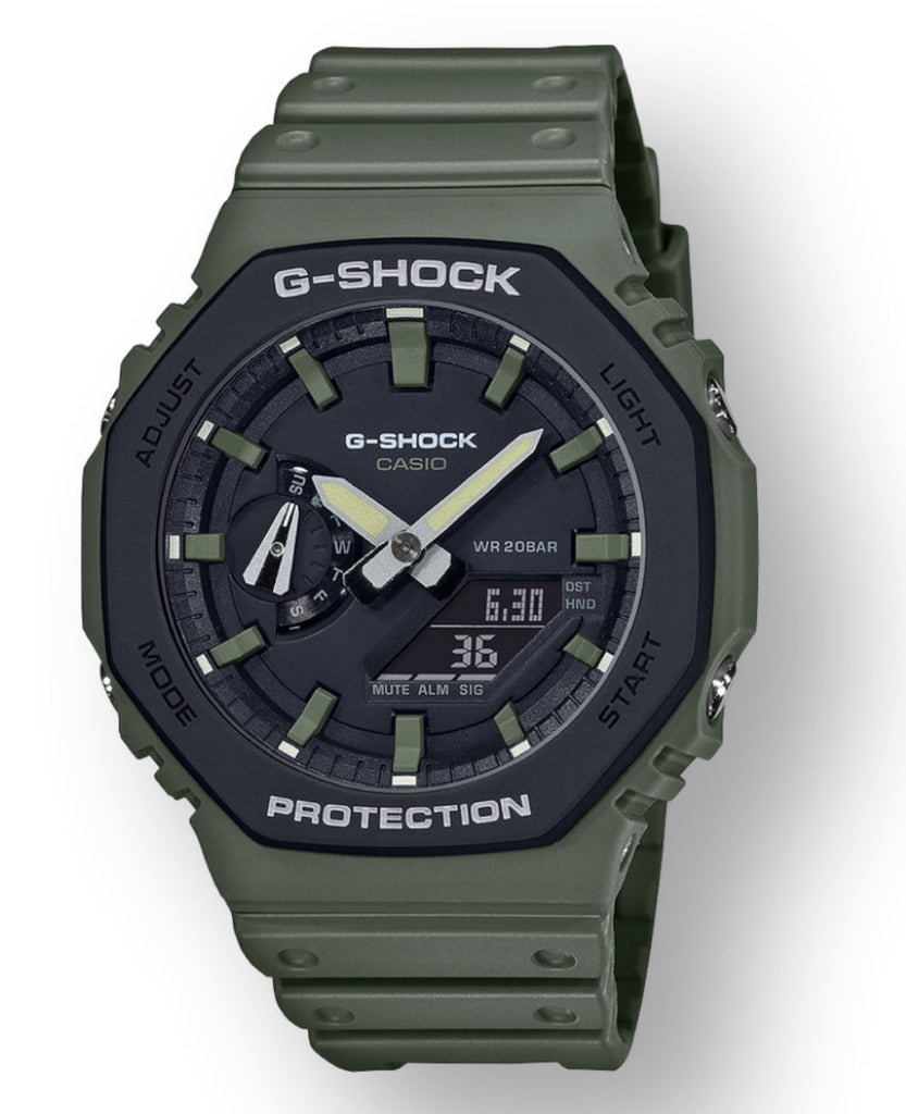 G-Shock GA2110SU-3A Watch - DePaulas