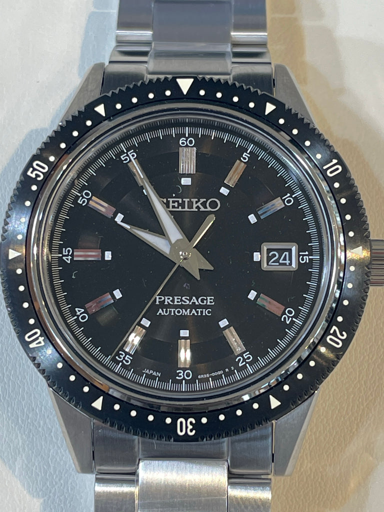 Pre-Owned Limited Edition Seiko Presage SPB131
