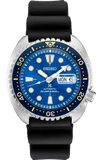 Seiko Prospex King Turtle Blue Wave Strap SRPE07 Dive Watch Automatic