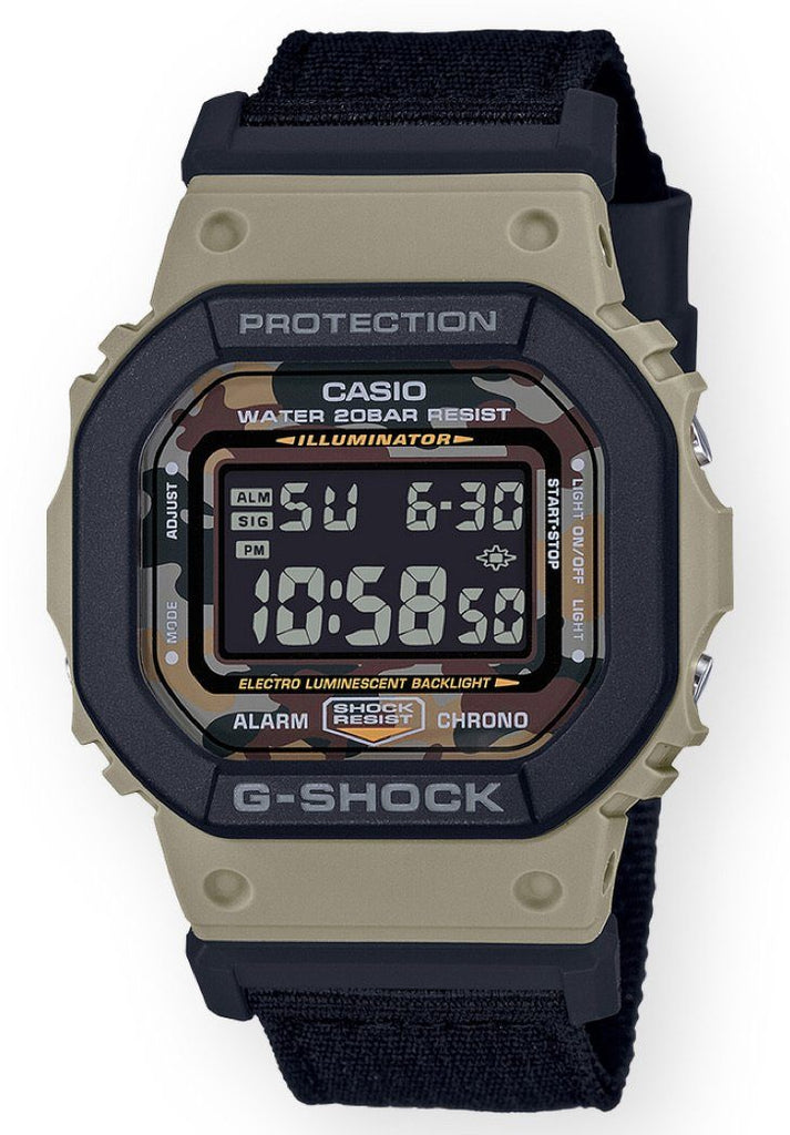 G-Shock DW5610SUS-5 Camo Limited Edition - DePaulas