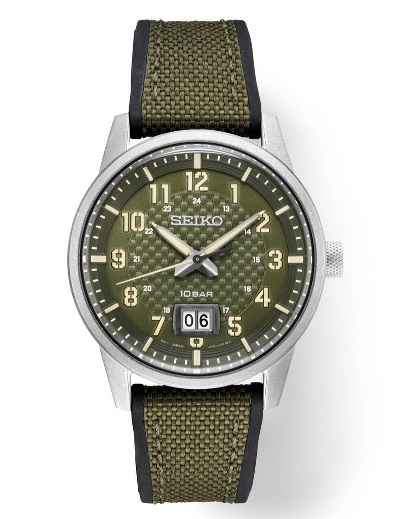 Seiko Military Inspired Collection SUR323