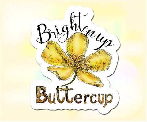 Brighten up Buttercup