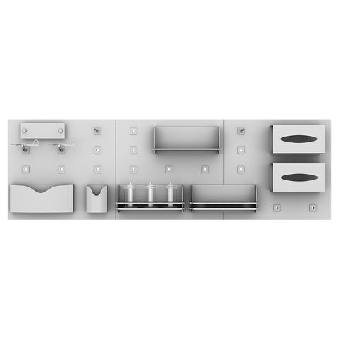 SMART OFFICE 3 Panel Kit