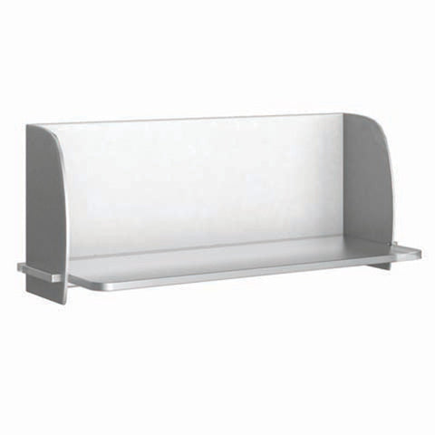 SMART OFFICE Single Metal Shelf