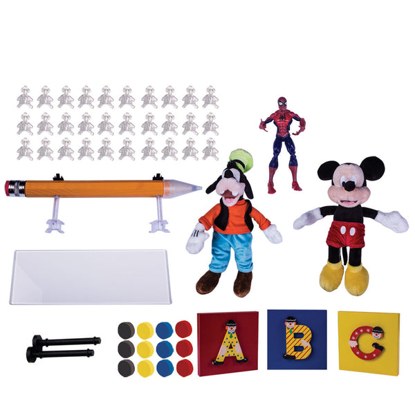 Kid's Wall Accessory Kit