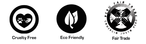 Cruelty Free, Eco-Friendly, Fair Trade