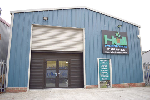 Hull Hydroponics biggest grow shop in Hull
