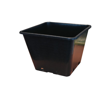 1.5L Square Pot 13cm - Hull Hydroponics