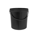 10L Round bucket and Lid with Handles