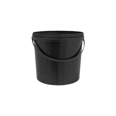 5L Round Bucket & Lid With Handles