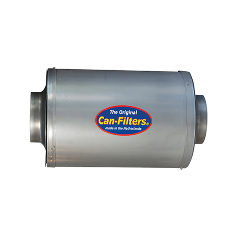 can filters silencer