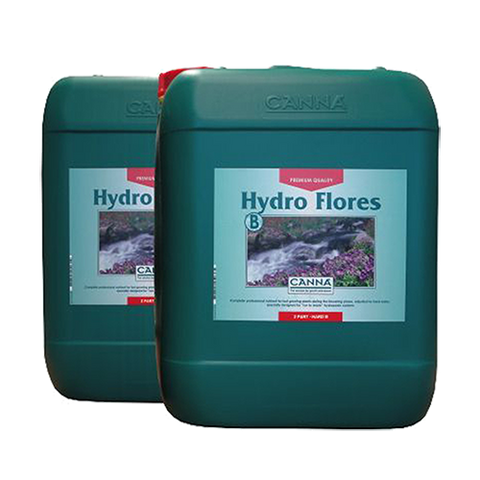 Canna Hydro Flores 5L (Hard Water)