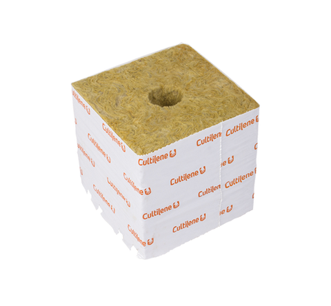 Cultilene Huge 150mm 6 inch cube with large hole
