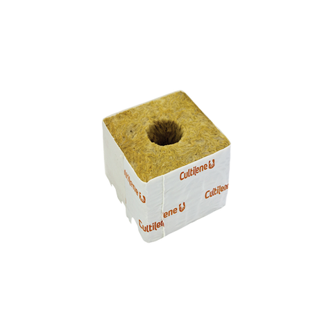"Cultilene 100mm (4"") Cube with Large Hole (38/35)"