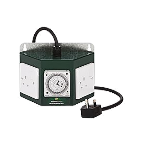Green Power 2 Way Professional Contactor Timer
