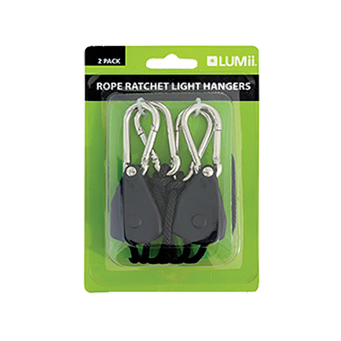 LUMii Rope Ratchets Pack of 2 - Hull Hydroponics