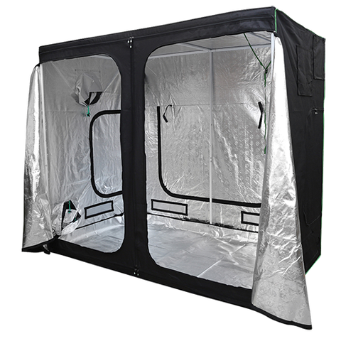 LightHouse 2.4m Grow Tent | 2m x 1.2m x 2m