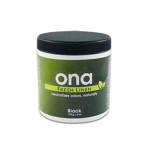 ONA Fresh Linen Block 170g