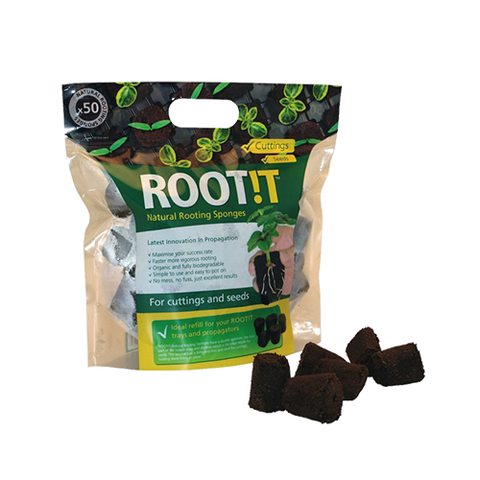 ROOT!T 50 REFILL SPONGES BAG