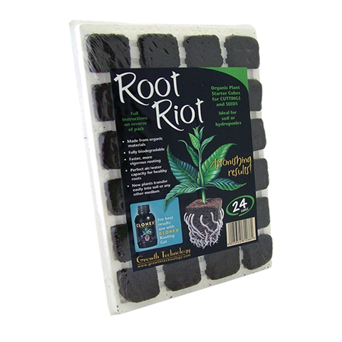Root Riot | 24 Pack of Cubes