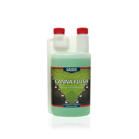 Canna Flush 1L | Hydroponics r us | Hull