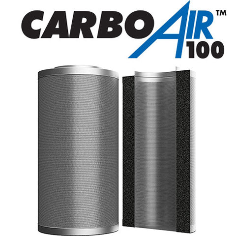 systemair carboAir 100 carbon filter