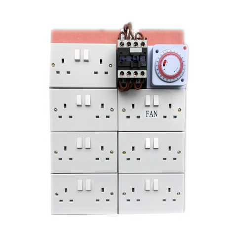 Contactor Board with Timer