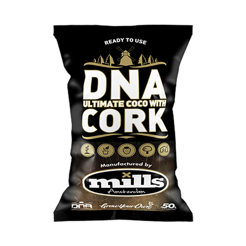 DNA MILLS ULTIMATE COCO WITH CORK