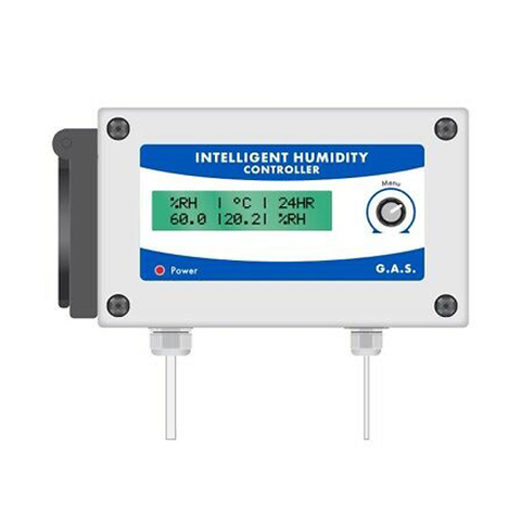 gas humidity controller