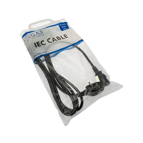 ice 2.5m power cable for rvk fan and lighting