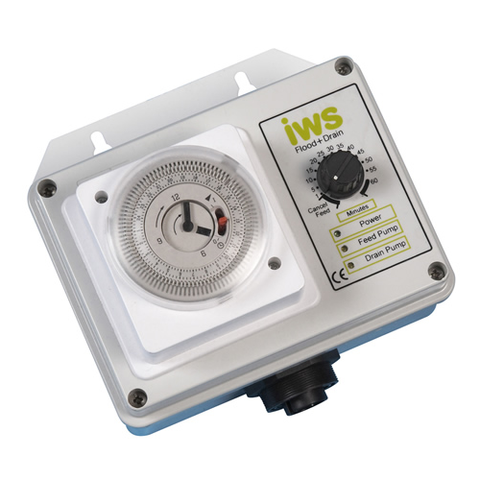 IWS Flood & Drain Timer