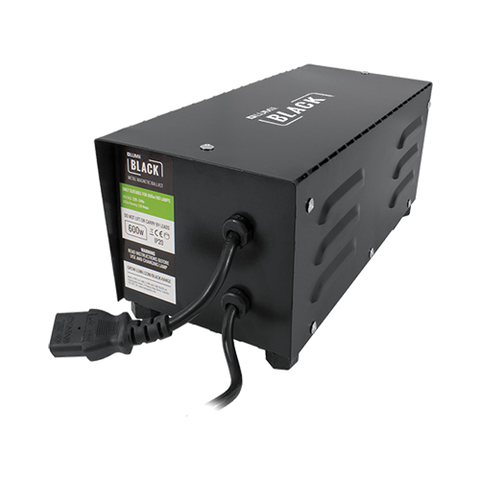 Lumii Black 600w Metal Magnetic Ballast