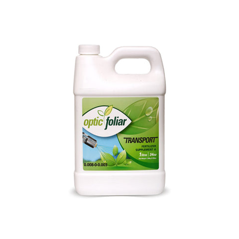 optic foliar transport