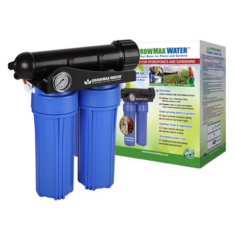 growmax power grow 500 reverse osmosis unit