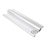Silver white eco reflective sheeting