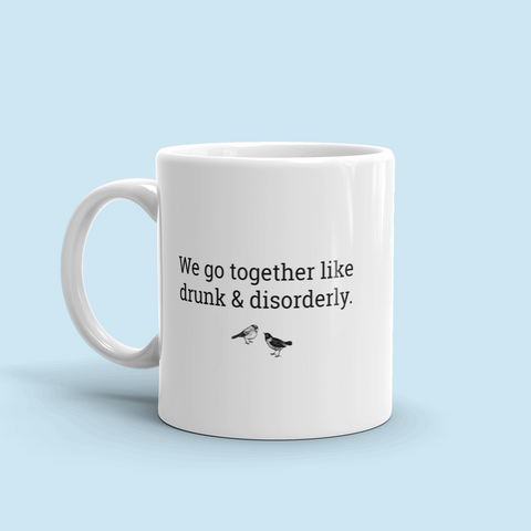 Funny Coffee Mugs by Transit Design