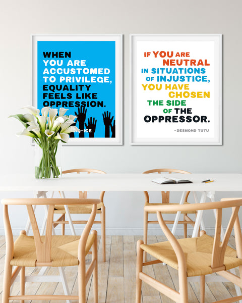 Protest Posters, Demonstration Signs for Sale by Transit Design.