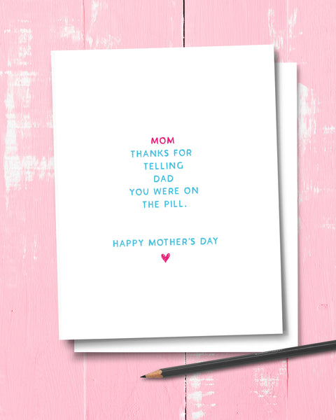 Humorous Mother's Day Cards. Funny Cards for Mom.